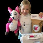 Polly Pink Nähset 2